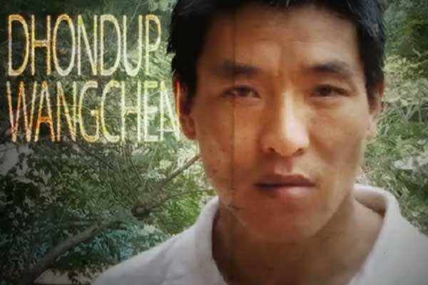 Petition: Releasing journalist Dhondup Wangchen