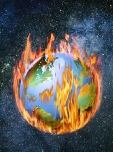 essays over global warming