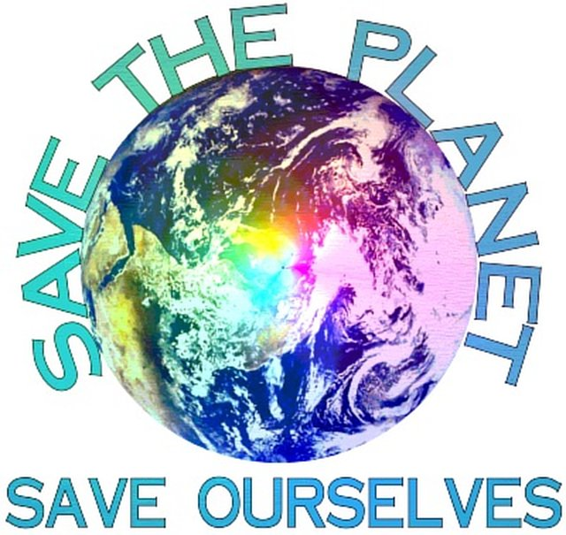 essay on save our planet earth