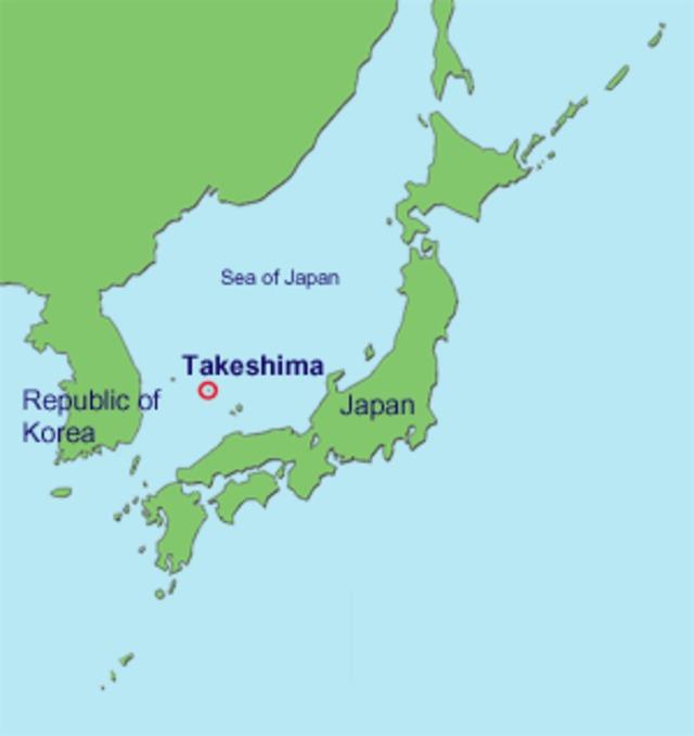 The dokdo islands/takeshima is the diaoyutai of korean-japanese relations