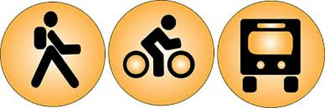 Pledge to use Alternative Transportation