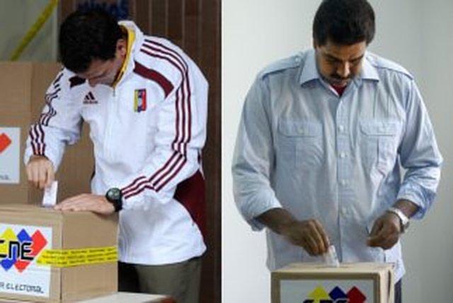 RECONTEO TOTAL VOTOS ELECCIONES VENEZOLANAS