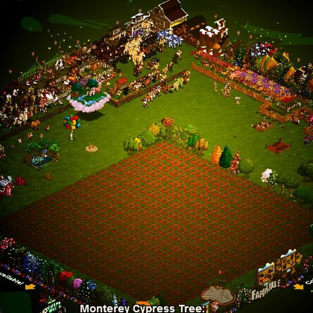 FARMVILLE BY ZYNGA GIVE US OUR FARMS BACK THE WAY IT WAS BEFORE!