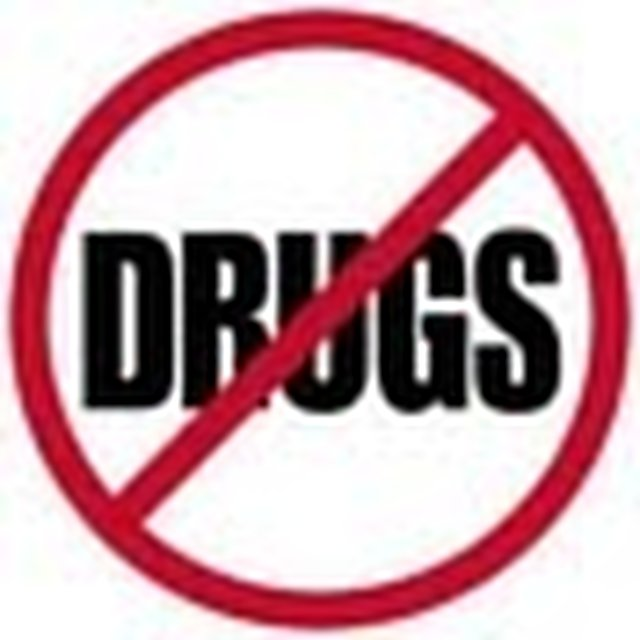 I PLEDGE TO BE DRUG FREE FOR ME!