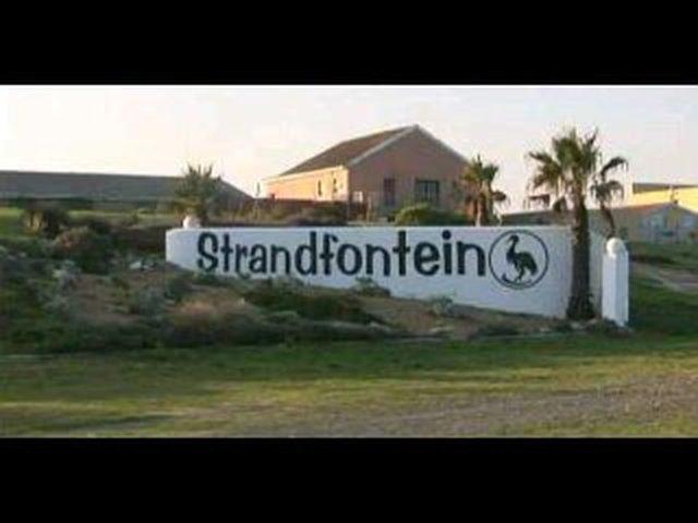 Strandfontein: Build A Multi-Purpose Centre