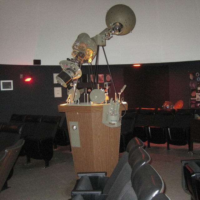 Save the Coshocton Planetarium!