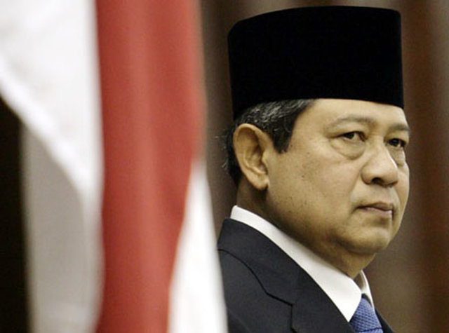 SBY is No Statesman - No award to Indonesia's President