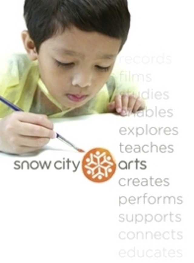 Snow City Arts -  arts and education for hospitalized children