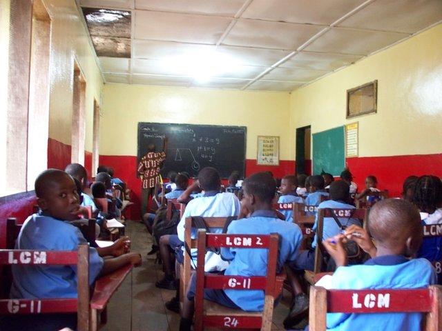 Help Send Textbooks to Liberian Classrooms!