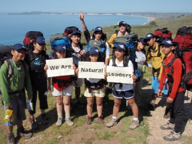 Nurturing the Next Generation of Environmental Leaders
