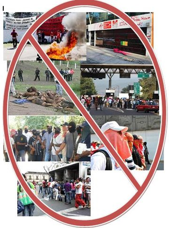 Demostremos que somos mas los Michoacanos honestos y trabajadores.