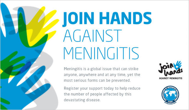 Join Hands Against Meningitis