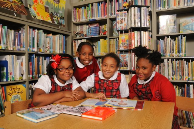Support Education in Harlem! Give to St. Aloysius today!