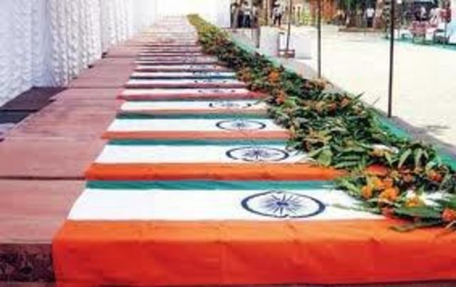 Dedicated to fallen Heroes of today's Naxal attack
