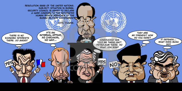 Abolish Veto Power in UN