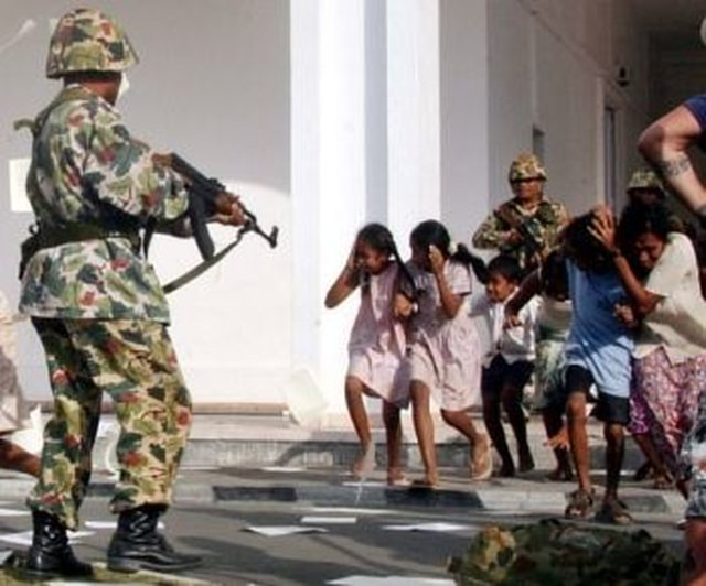 Sri Lankan war crime