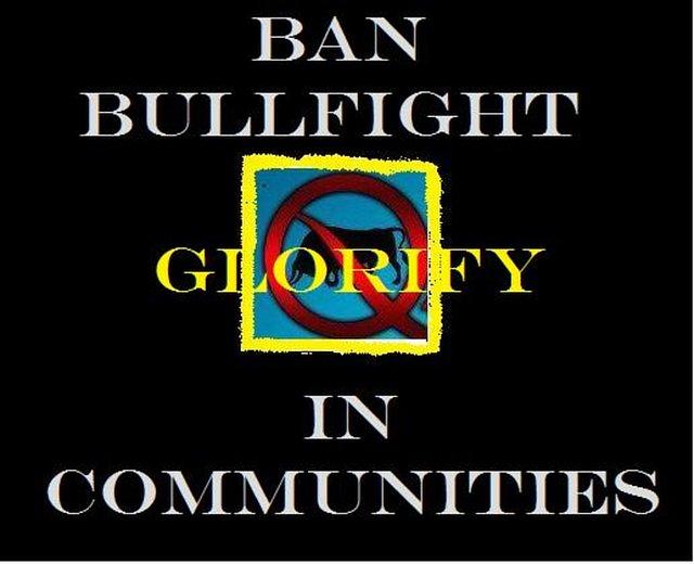 stop Bullfight