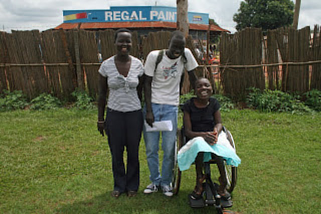 Positive Prevention Scholarships for Students Affected and/or Infected by HIV/AIDS in N. Uganda