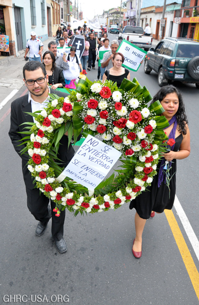 Justice for Genocide in Guatemala