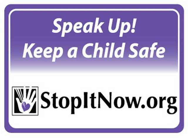 We Can Prevent Child Sexual Abuse - Let's Stop It Now!