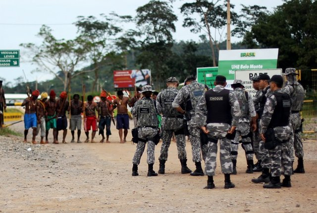 Stop Mega-Dams in the Amazon: Support Indigenous Mobilization