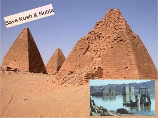 Save Nubia Project (African Heritage)