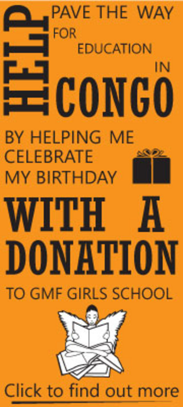 Help Girls Access Education in Congo