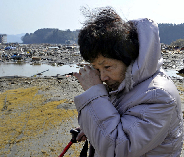 Help Survivors of Japan's Earthquake and Tsunami