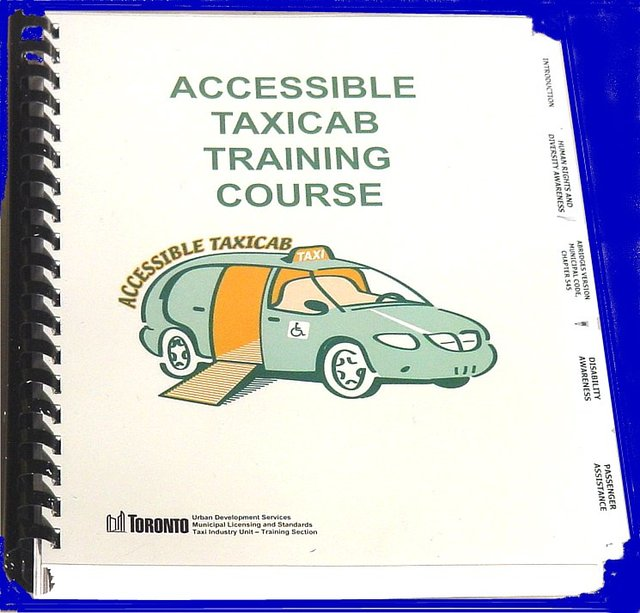 Accessible Taxis for EVERYONE