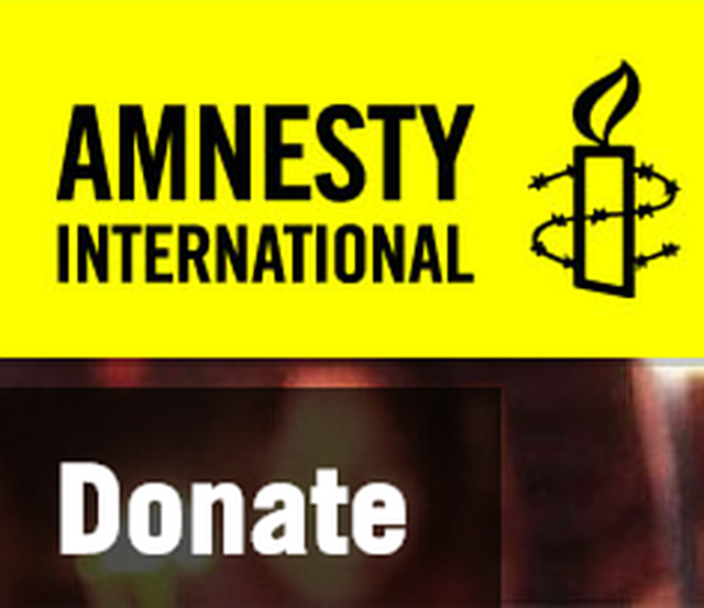 Donate to Amnesty International USA