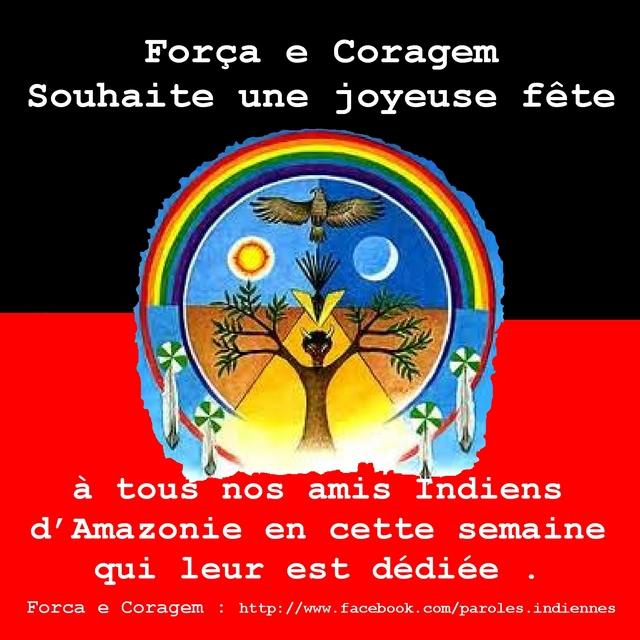 STOP A L'AGONIE DES PEUPLES INDIGENES D' AMAZONIE