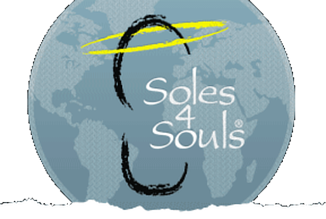 The Soles4Souls shoe drive is on! Take the pledge to donate shoes!