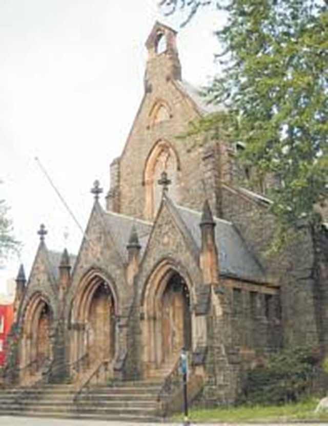 Save St. John's Episcopal Church from Demolition!