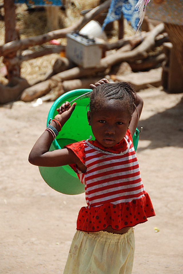 Water, a basic necessity. We take it for granted but many are in need of it.