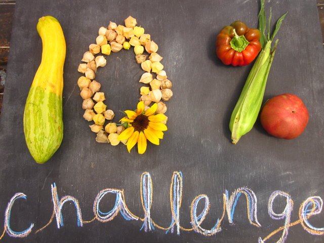 grow awareness & consumption of local food in Chattanooga