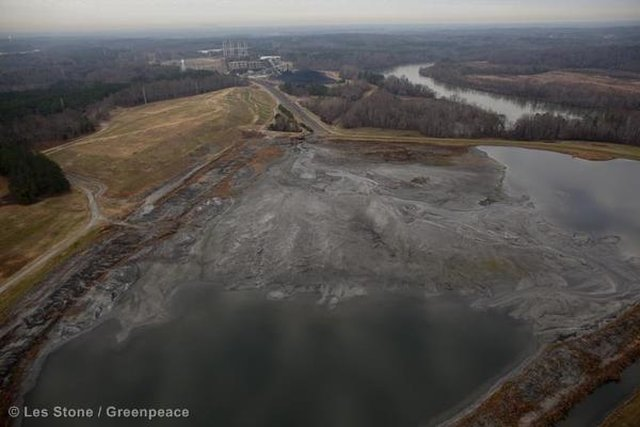 Demand Duke Energy Clean Up Dirty Coal Ash Ponds