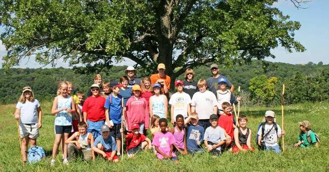 Summer Saunters Ice Age Trail Hiking Program