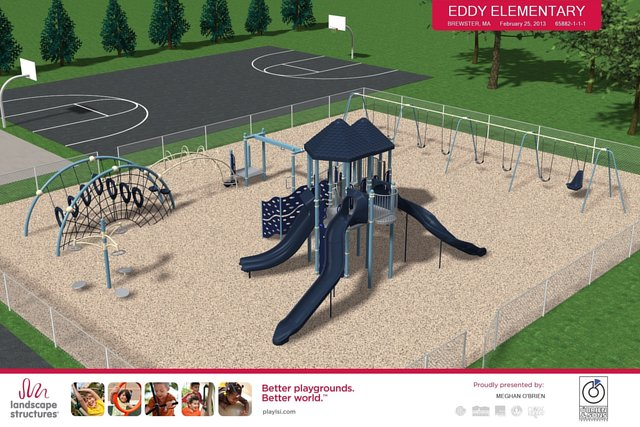 Eddy Elementary School Playground Replacement Project