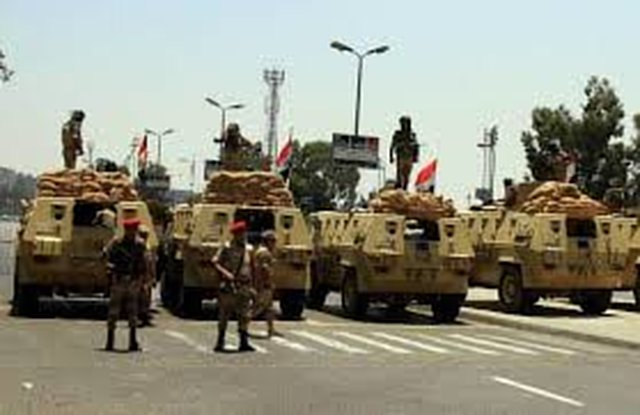 What  happened in Egypt is definitely a Military coup