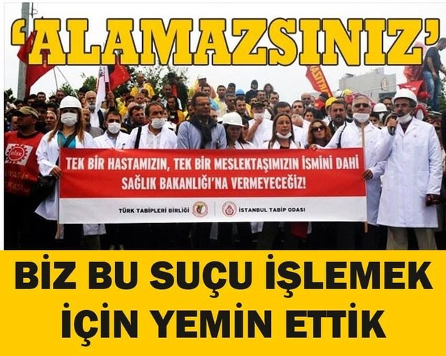 BREAKING: Turkey Threatens Doctors and First Responders, Violates Medical Neutrality