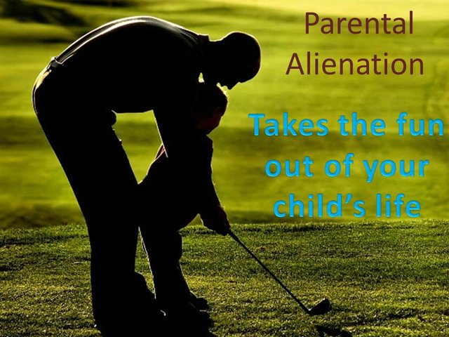 Make Parental Alientation a Crime