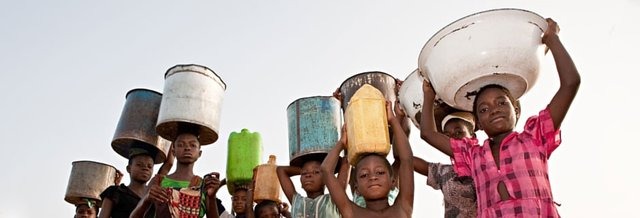 The Stand - Giving Water, Saving Lives