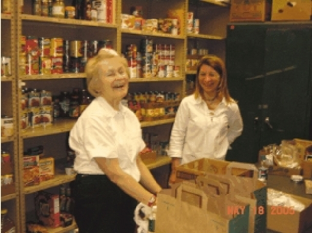 Feed the Hungry: Support The Open Pantry of Greater Lowell