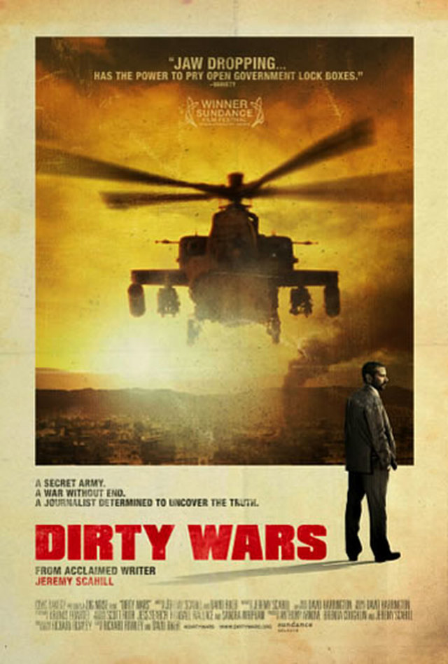 Obama: Clean Up the Dirty Wars!
