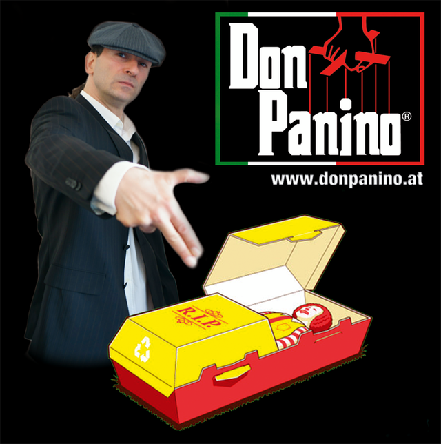Boycott Don Panino in Vienna