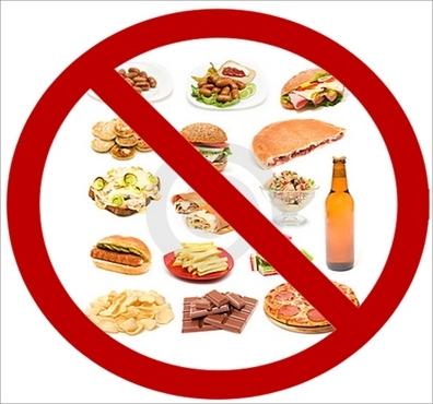 stop eating junk food amp get healthy causes