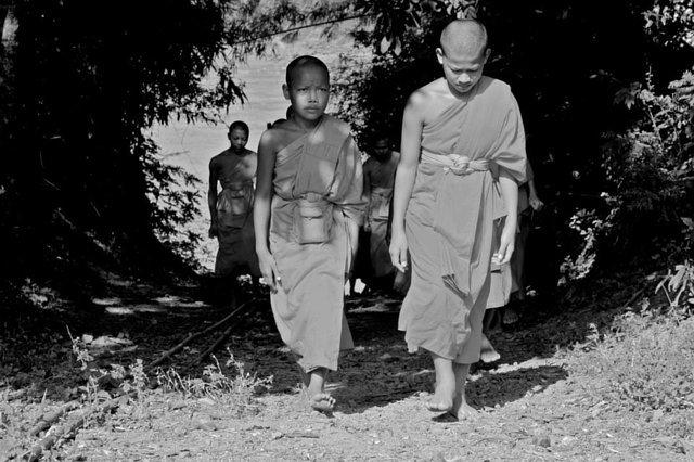 Joerg and Sonja Wiederhofer Run in Luang Prabang for Lao Street Kid