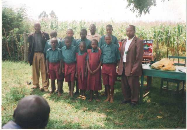 Donate to Educate, Care and Support Orphans in Kenya