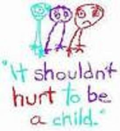 it shouldnt hurt to be a child essay It shouldn't hurt to be a child: sexual abuse and healing february 1, 2016 by 1in6 1 comment shares embed from getty images it shouldn't hurt to be a.