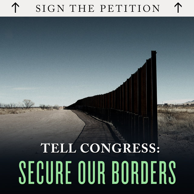 Tell Congress: Support Conservative Immigration Reform
